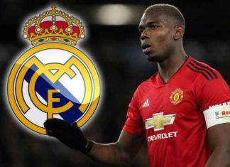 Pogba Sebut Nama Real Madrid Saat Bahas Tim Impian