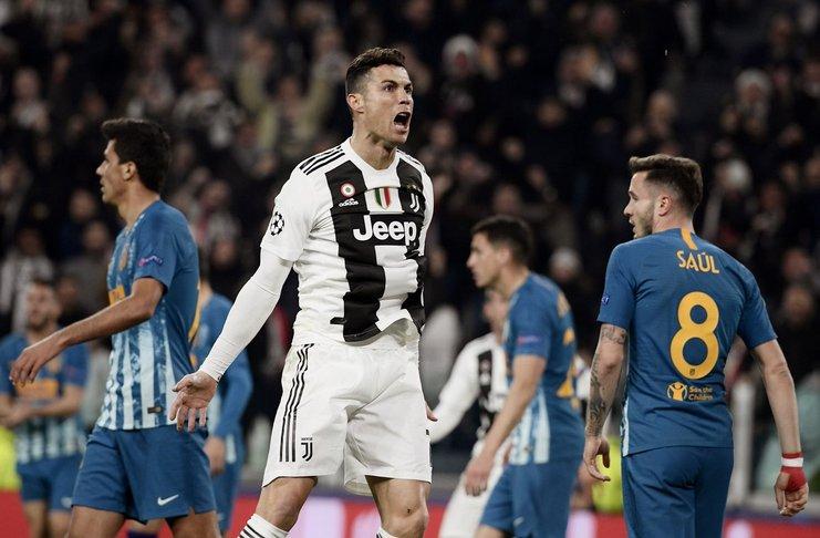 Ronaldo Mendapat Pujian dari Ancelotti