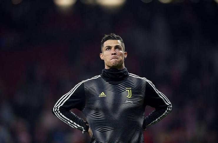 Ronaldo Mengakui Kehebatan Liga Italia