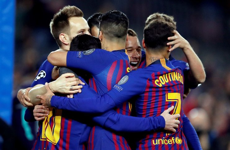 Valverde Enggan Jemawa Usai Barcelona Gasak Lyon
