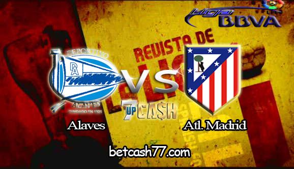 Prediksi Alaves vs Atletico Madrid