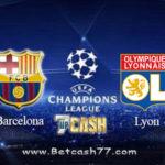Prediksi Barcelona vs Lyon