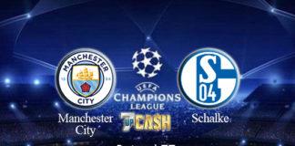 Prediksi Manchester City vs Schalke