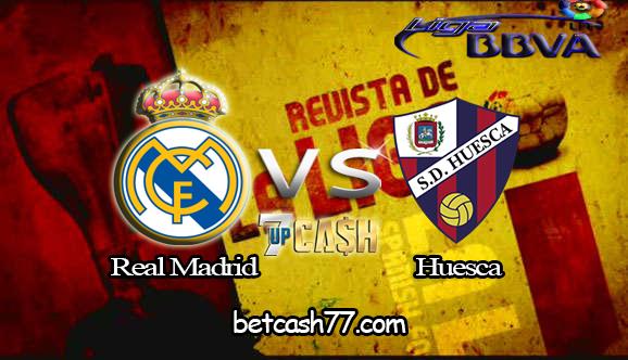 Prediksi Real Madrid vs Huesca