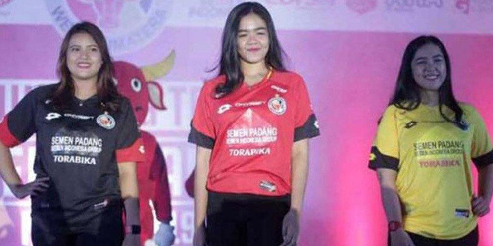 Semen Padang Mendapat Dukungan Dari 5 Sponsor
