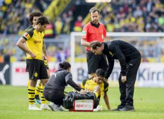 Achraf Hakimi Bakal Absen Hadapi Bayern Lantaran Alami Cedera Kaki