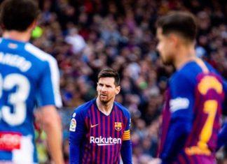 Busquets Mengatakan Barcelona Beruntung Bisa Memiliki Messi