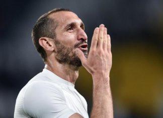Chiellini Diragukan Perkuat Juventus di Kandang Ajax