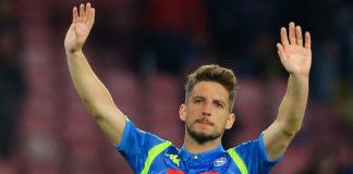 Dries Mertens Menyebutkan Arsenal Tidak Lebih Baik dari Napoli