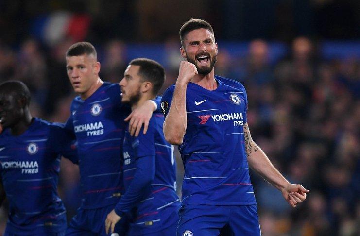 Giroud Menyebutkan Chelsea Mudah Kehilangan Fokus