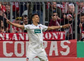 Glatzel Dibidik Klub Jerman Setelah Jebol Gawang Bayern Tiga Kali