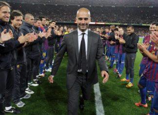 Guardiola Bakal Selalu Diterima oleh Barcelona
