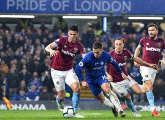 Hazard Mengakui Kehebatan West Ham