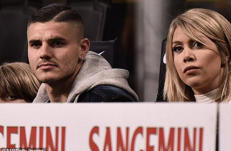 Inter Diminta untuk Tidak Bernegosiasi dengan Pemain Berkelakuan Jelek Ini