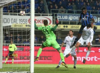 Kiper Empoli Mencatatkan Rekor Anyar di Liga Italia Imbangi Atalanta