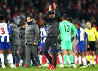 Klopp Ingin Timnya Bermain Seperti Bertemu Porto saat Hadapi Chelsea