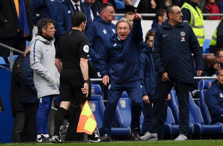 Manajer Cardiff City Sebut Kekalahan Timnya Karena Ulah Hakim Garis