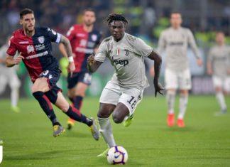 Moise Kean Menjadi Pahlawan Kemenangan Juventus Usai Kalahkan Cagliari