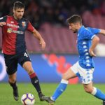 Napoli Menunda Pesta Juara Juventus Usai Mengimbang Genoa