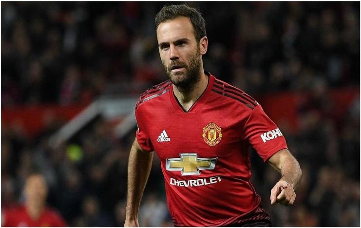 Nasib Juan Mata di Manchester United Semakin Tidak Menentu