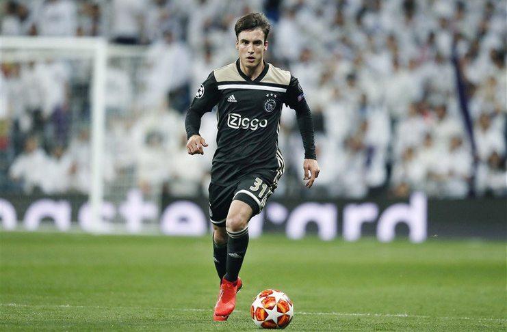 Pemain Bertahan Ajax Siap Mematikan Pergerakan Cristiano Ronaldo