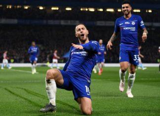 Penampilan Hazard Membuat Pelatih West Ham Terpukau