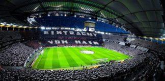 Pendukung Frankfurt Bahagia Seperti Juara Ketika Melaju ke Semifinal