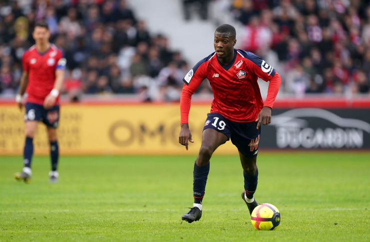 Presiden Lille Ikut Menambah Isu Pepe Geser ke Arsenal