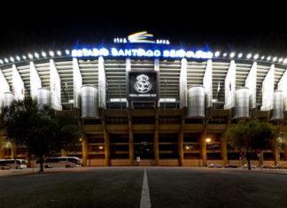 Real Madrid Bakal Lakukan Renovasi Stadion Bernabeu