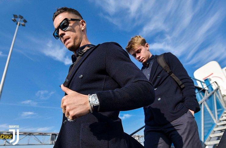 Ronaldo Dipastikan Bakal Tampil Menghadapi Ajax