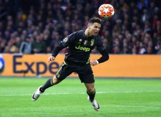 Ronaldo Menorehkan Rekor 125 Gol di Liga Champions
