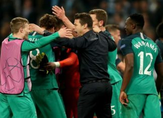Tottenham Layak Mendapatkan Tiket Semifinal Liga Champions