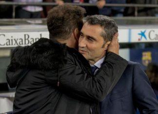 Valverde Mengatakan Barcelona Belum Menjadi Juara