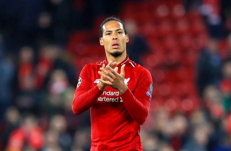 Van Dijk Yakin Liverpool Bisa Meraih Dua Gelar Juara