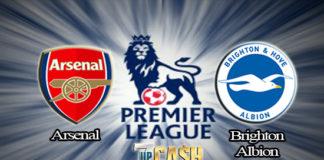 Prediksi Arsenal vs Brighton Albion