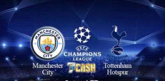 Prediksi Manchester City vs Tottenham