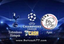Prediksi Tottenham vs Ajax