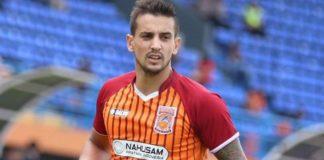 Gelandang Bhayangkara FC Tak Mudik Saat Libur Lebaran