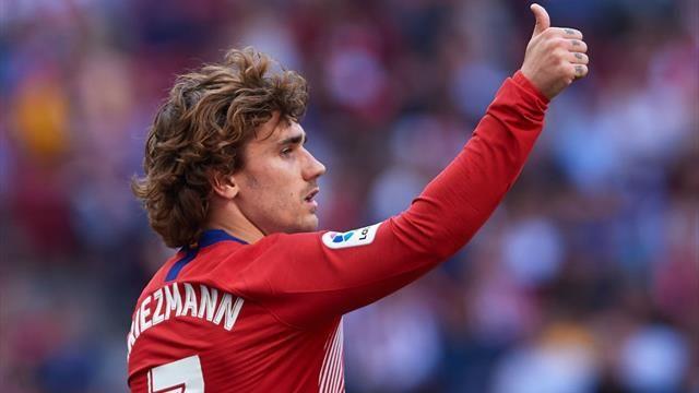 Griezmann Segera Gabung ke Barcelona