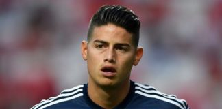 James Rodriguez Kembali ke Real Madrid