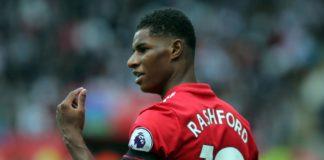 Marcus Rashford Minta Naik Gaji Untuk Bertahan di Manchester United