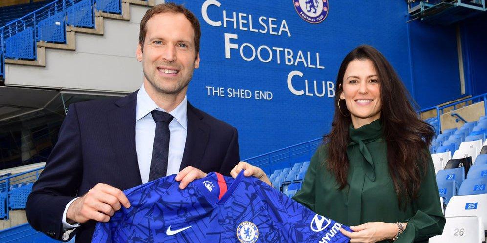 Petr Cech Kembali Sebagai Direktur Teknik Chelsea