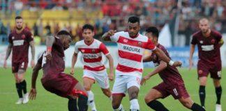 Madura United Dipuji Kalezic