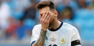 Gagal di Copa America, Messi Kalah Saing Dengan Ronaldo