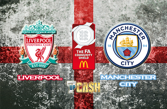 Prediksi Liverpool vs Manchester City 4 Agustus 2019 - Community Shield FA