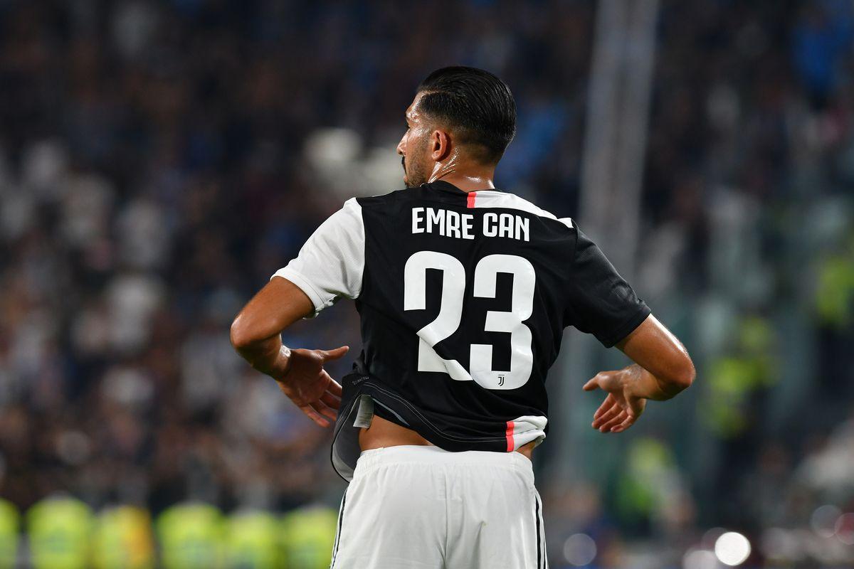 Emre Kecewa dengan Juventus